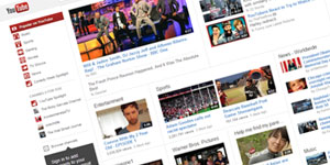 YouTube background design for your YouTube page